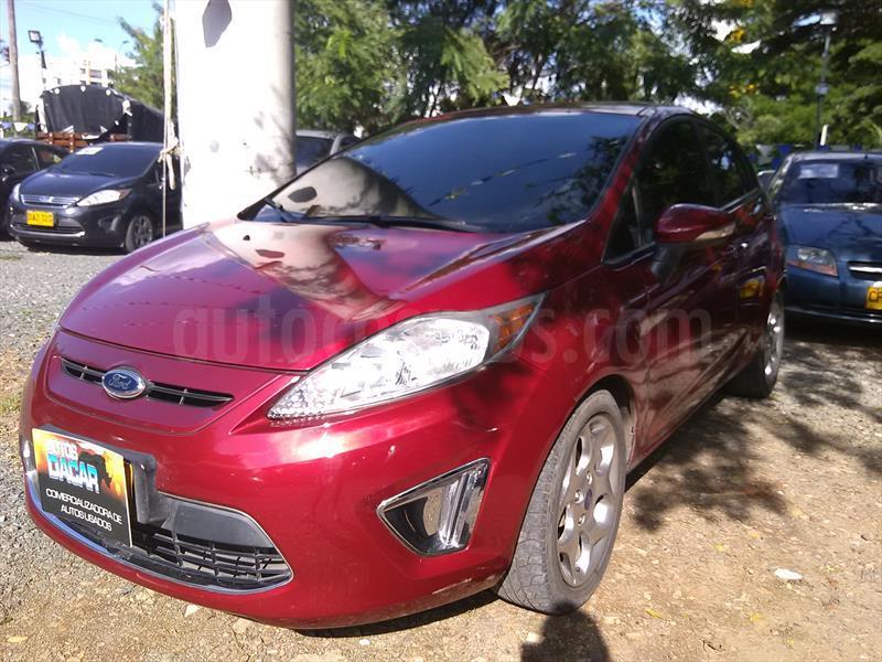foto Ford Fiesta LX 5 Ptas. usado