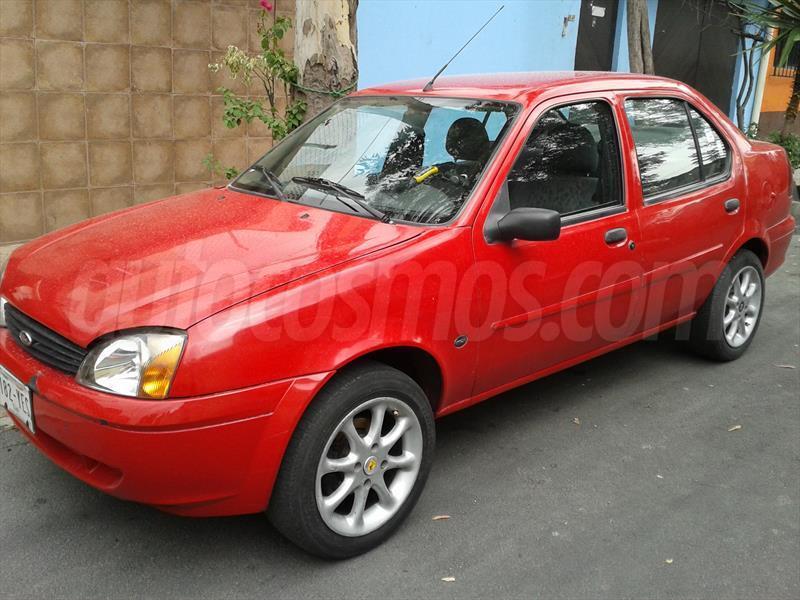 Ford Fiesta Ikon Hatch Usados En M U00e9xico