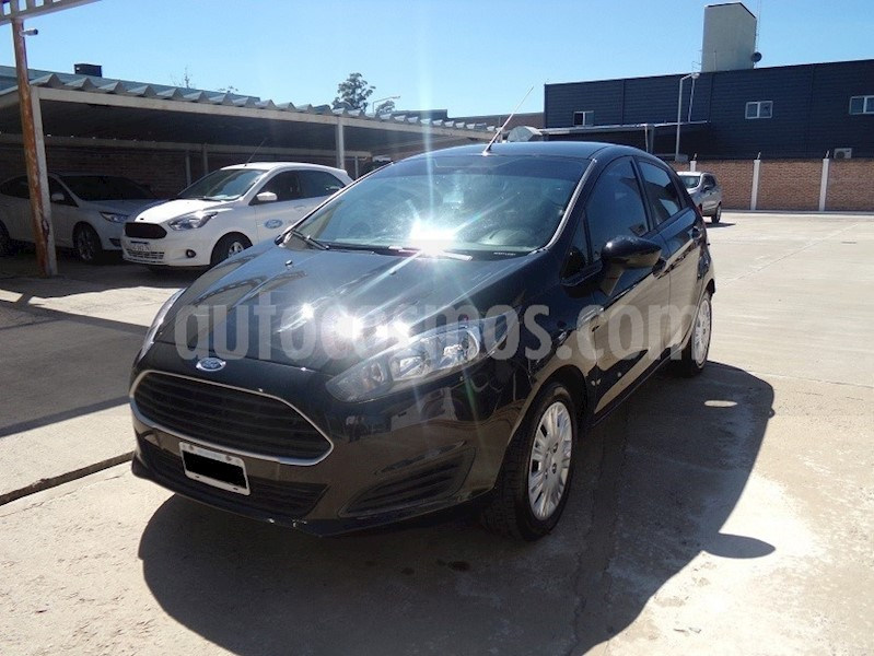 foto Ford Fiesta Kinetic S Usado