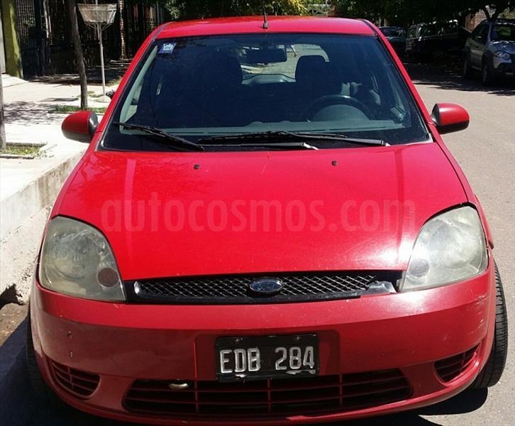 Venta Autos Usado Mendoza Ford Fiesta 5p Edge Plus