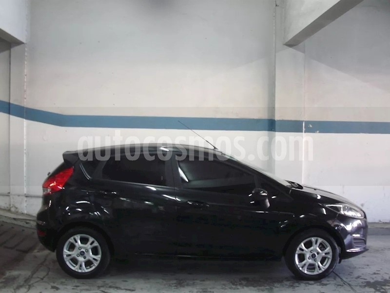 foto Ford Fiesta  5P Edge Plus usado