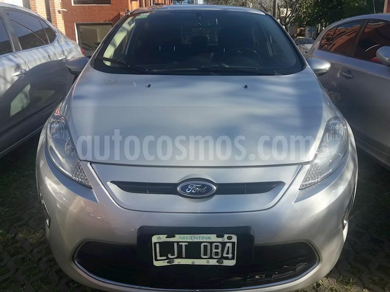 foto Ford Fiesta  5P Titanium Kinetic Design Usado