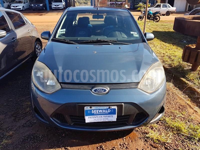 foto Ford Fiesta  Max 4Ptas. 1.6 N Ambiente Plus MP3 (98cv) (L11) usado
