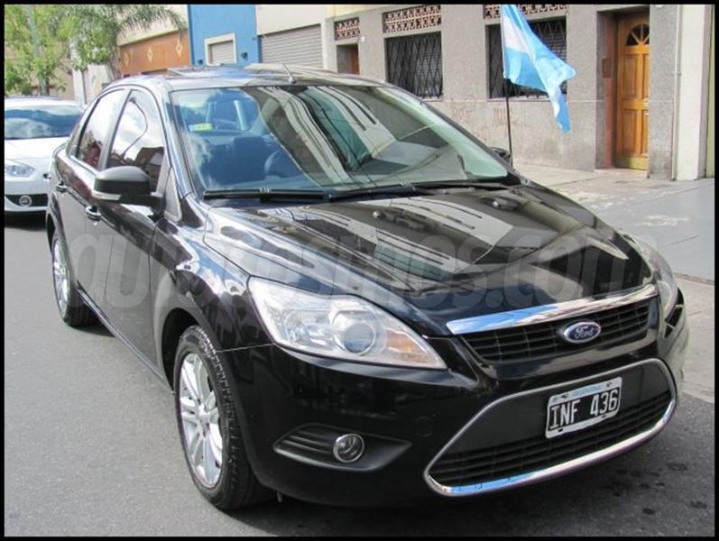 Ford Focus Exe Ghia Aut 2.0L 2010