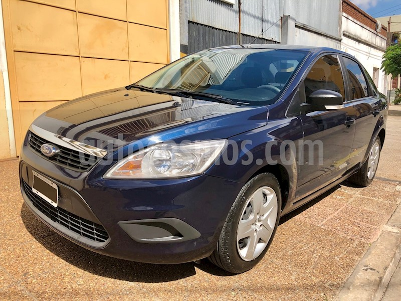 foto Ford Focus Exe Style 1.6L Usado