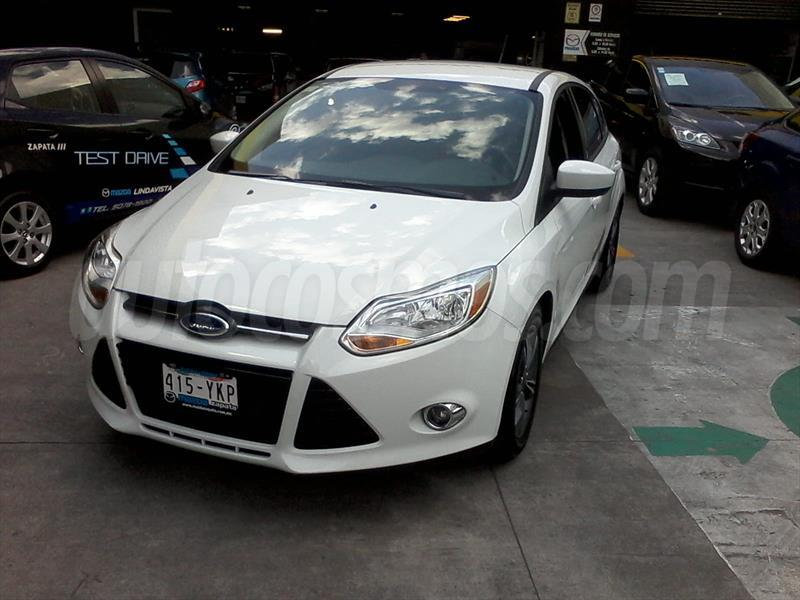 Ford Focus Hatchback SE Aut 2012