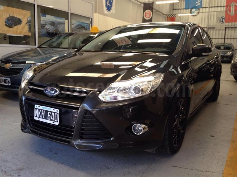 foto Ford Focus Sedan 2.0L Titanium Usado