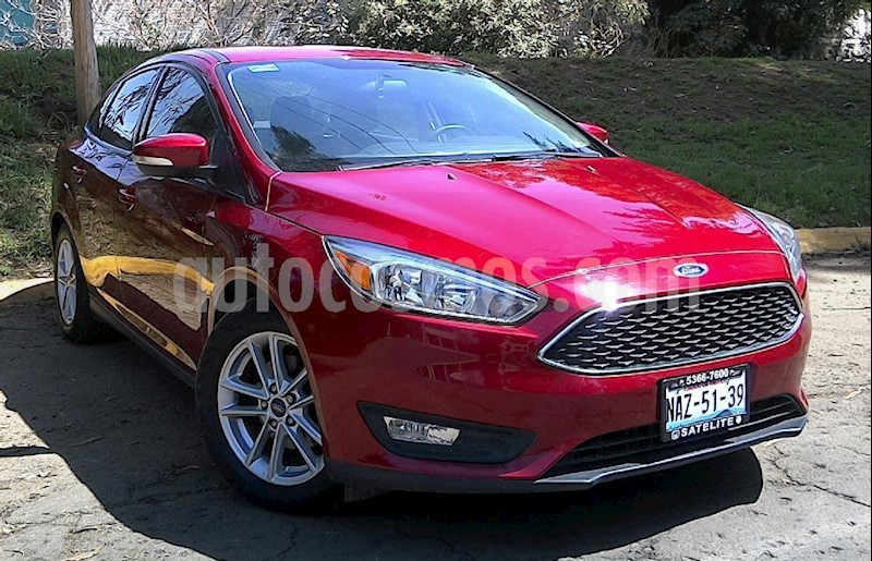 foto Ford Focus SE Aut Seminuevo