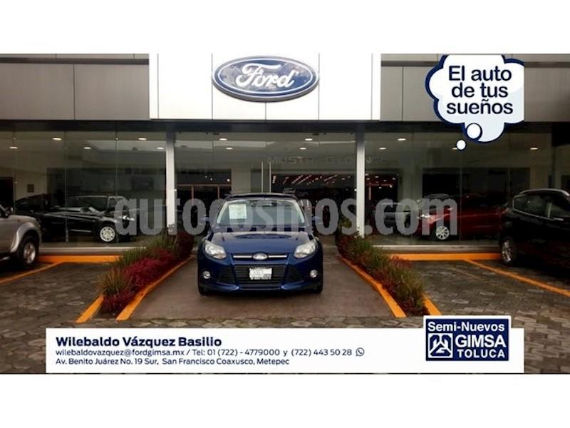 foto Ford Focus SE TA 4 PTAS Seminuevo