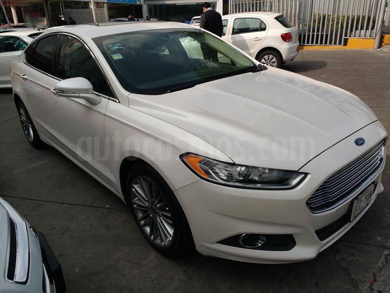 Venta autos usado distrito federal ford fusion se for Nuevo fusion plus