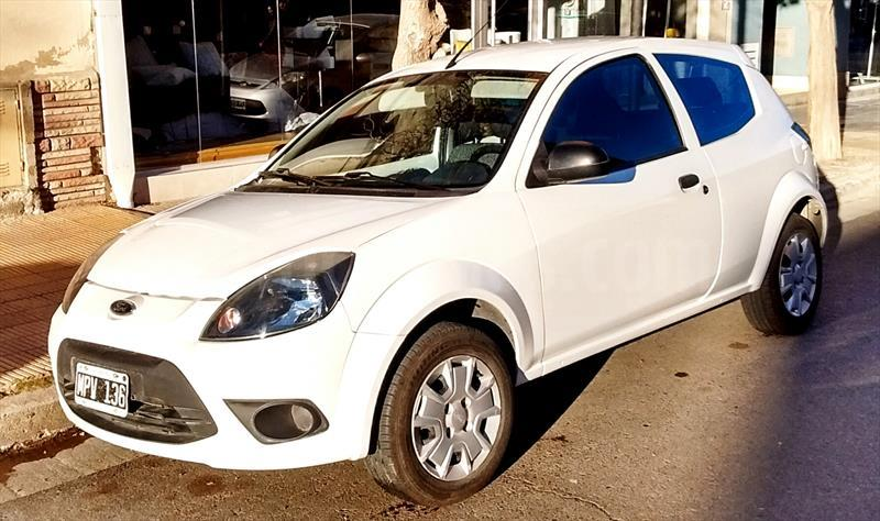 foto Ford Ka 1.0L Fly Plus usado