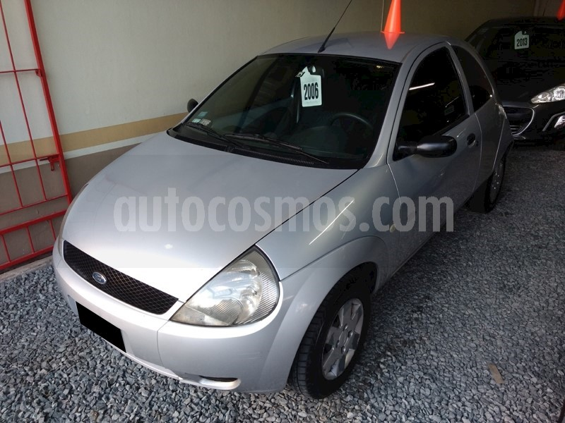 foto Ford Ka 1.6L Base usado
