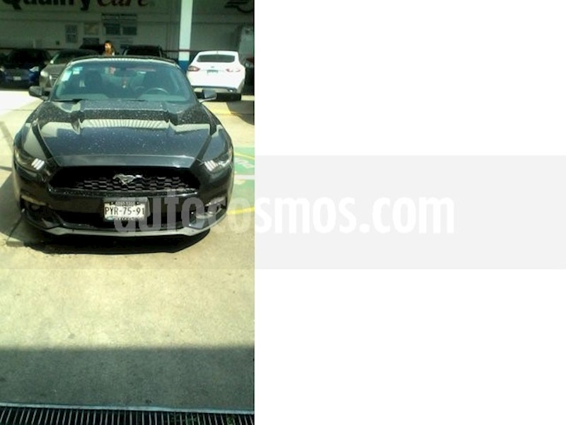 foto Ford Mustang COUPE V6 TA Seminuevo