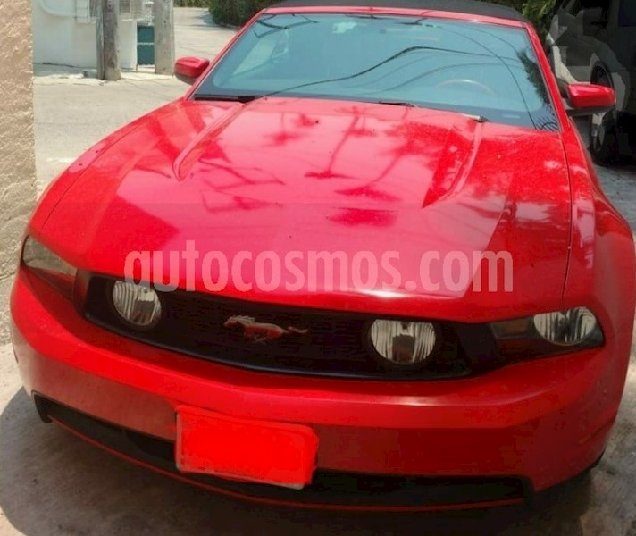 foto Ford Mustang GT 5.0L V8 Convertible Aut usado