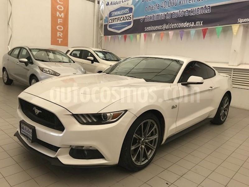 foto Ford Mustang V8 TA 5.0L Seminuevo