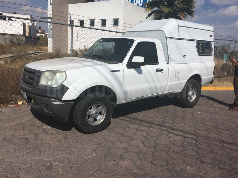 foto Ford Ranger XL Cabina Regular Seminuevo