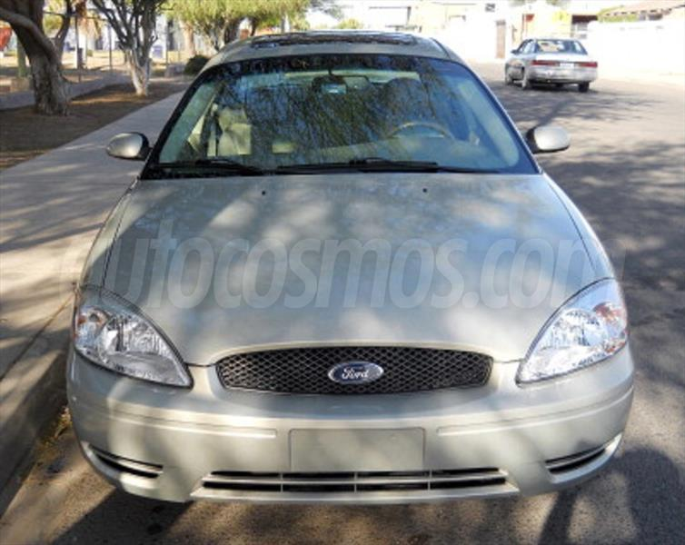 Venta auto usado ford taurus sedan piel 2007 color gris - Taurus mycook 1 6 precio ...