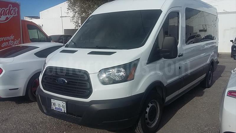 foto Ford Transit Elija una version