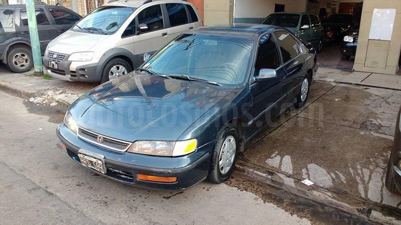 Venta Autos Usado Buenos Aires Gba Honda Accord 2 4 Ex