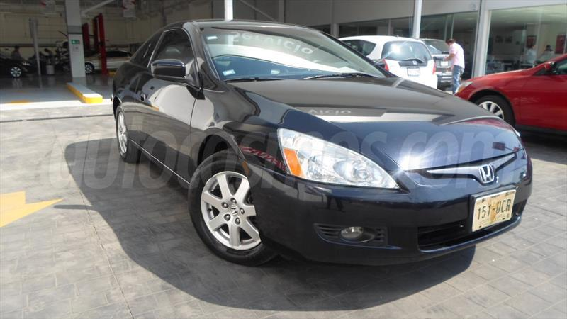 venta auto usado honda accord coupe ex 3 5l 2005 color. Black Bedroom Furniture Sets. Home Design Ideas