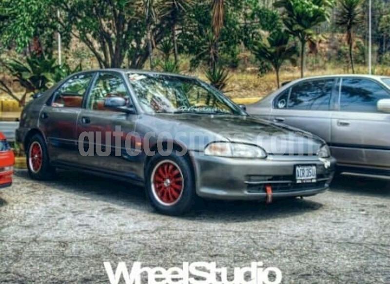 foto Honda Civic EX Sinc. usado