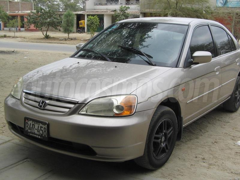 Honda Civic LX 1.6  2002