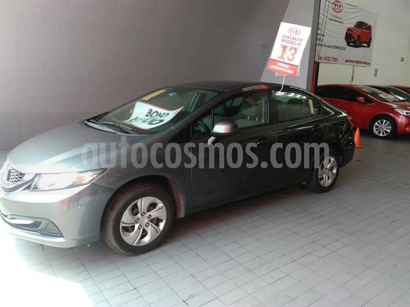 foto Honda Civic LX 1.8L Aut Seminuevo