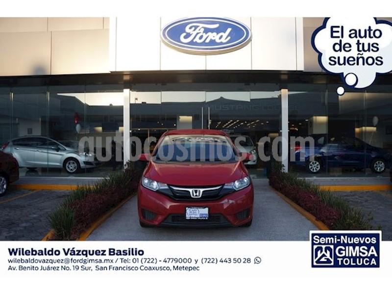 foto Honda Fit Fun CVT Seminuevo