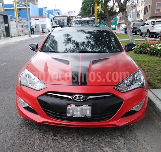 foto Hyundai Genesis Coupe GLS usado