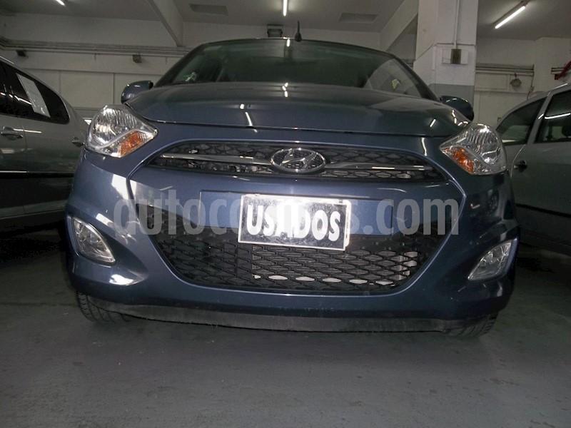 foto Hyundai i10 1.2 GLS AT (L10) Usado