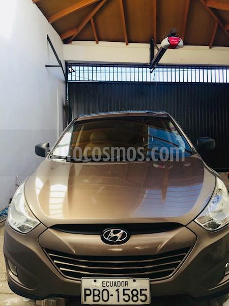 foto Hyundai Tucson 4x2 Usado