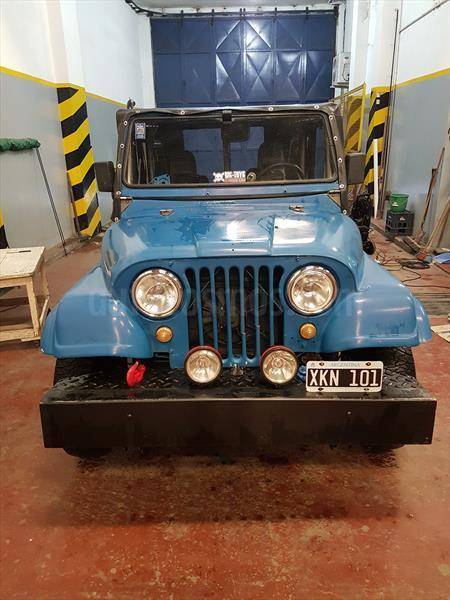 foto Ika Jeep 4x4 Ja 2p Usado
