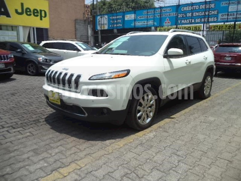 foto Jeep Cherokee Limited Seminuevo