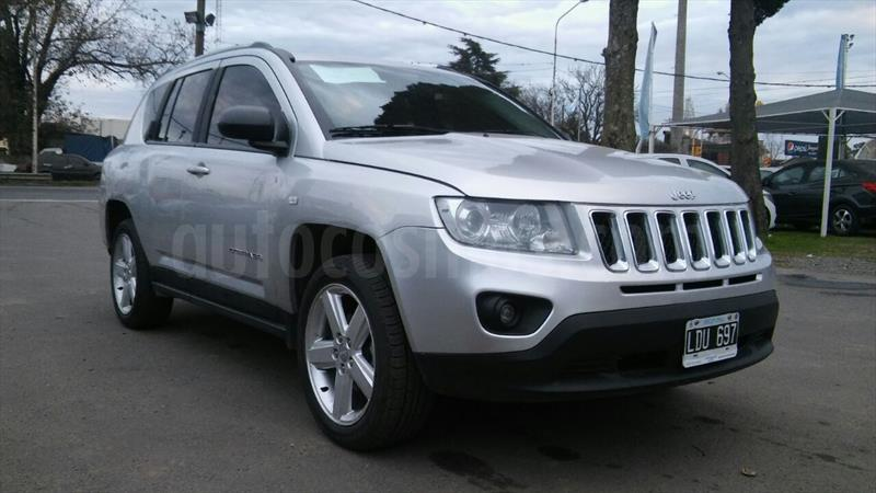 foto Jeep Compass 2.4 4x4 Limited Aut Usado