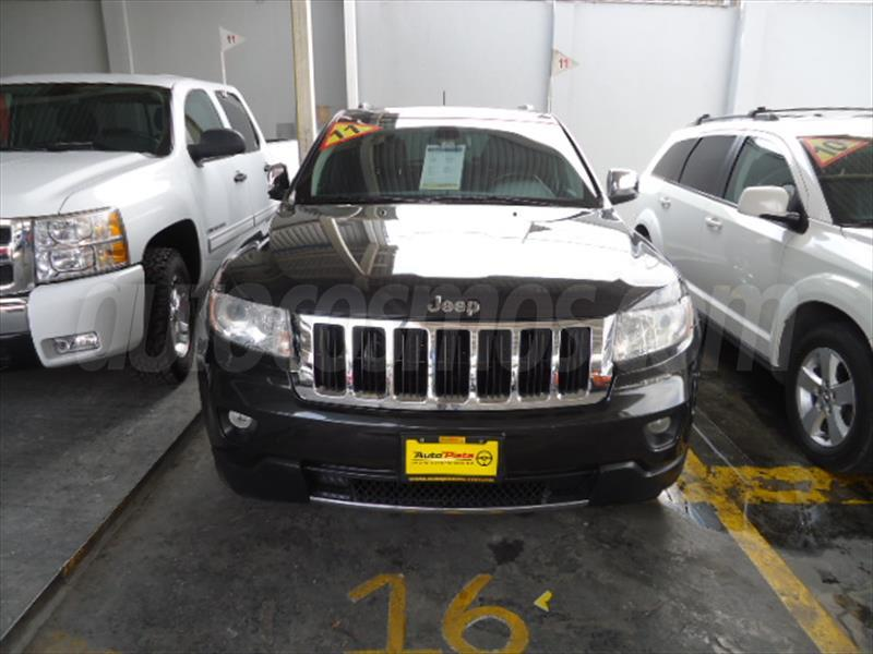 Jeep Grand Cherokee Limited 4x2 3.6L V6 2011