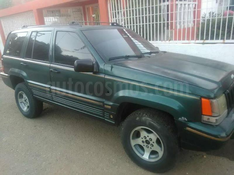 foto Jeep Grand Cherokee Limited Auto. 4x4 usado