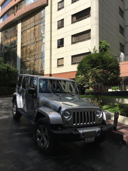 foto Jeep Wrangler Unlimited Sahara 4x4 3.6L Aut