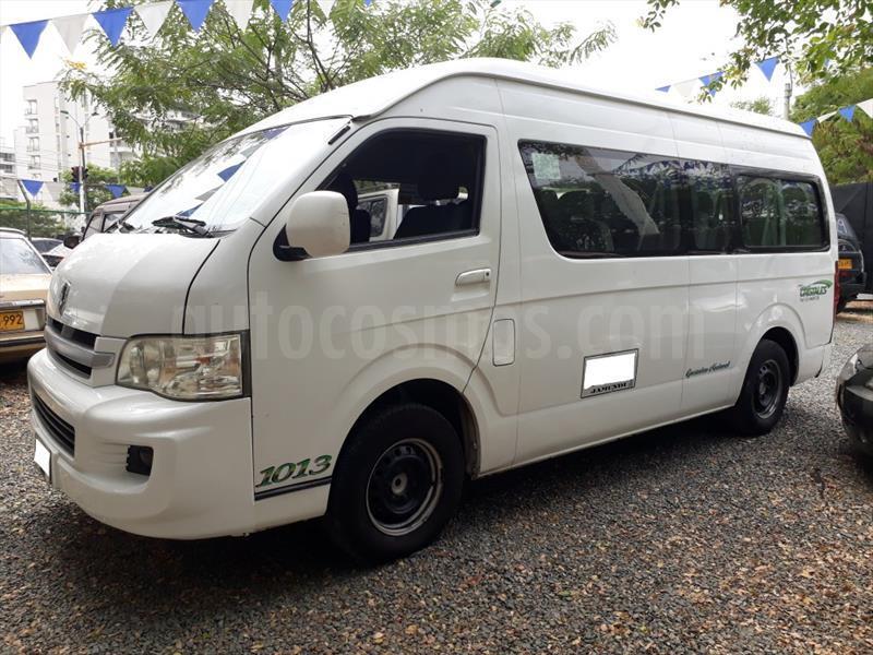 foto Jinbei Minibus 2.4L Die usado