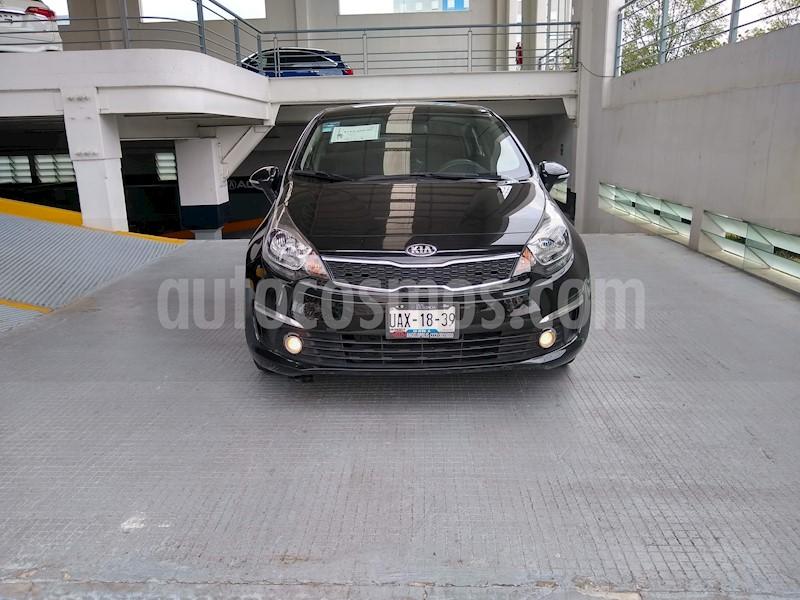 foto Kia Rio Sedan EX Seminuevo