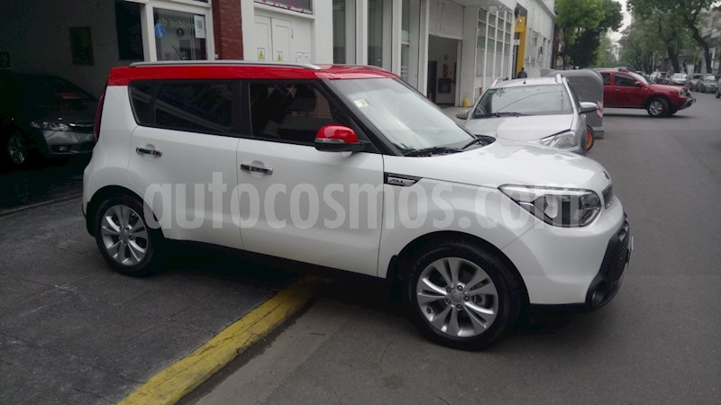 foto KIA Soul 1.6 EX AT6 Bicolor (124cv) (my2014) usado