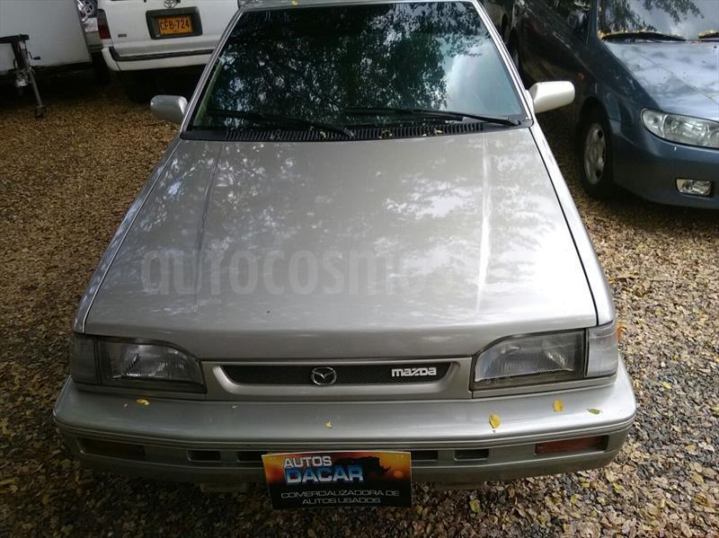 Mazda 323 Nx Usado  1993  Color Beige Precio  8 700 000