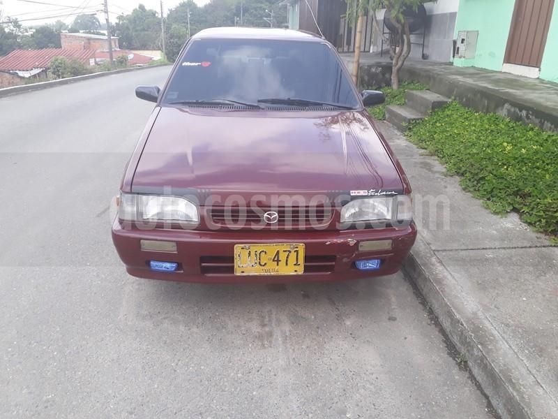 foto Mazda 323 NX usado