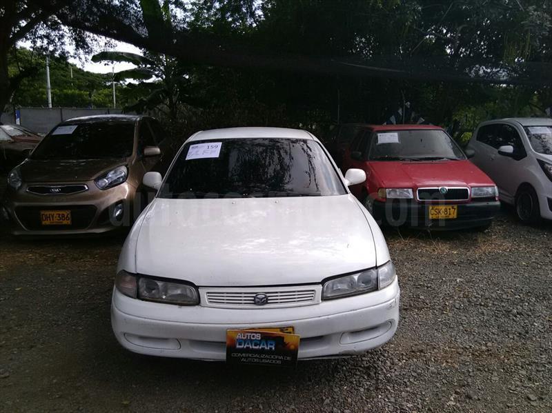 foto Mazda 626 Sinc. usado (1993) color Blanco precio $9.000.000