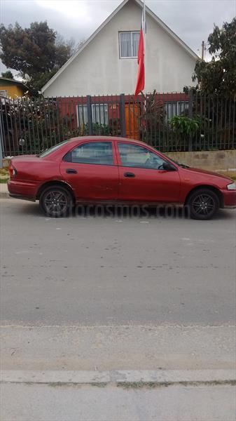 Mazda Artis Glx Usado  1998  Color Rojo Precio  1 200 000