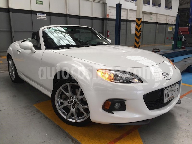 foto Mazda MX-5 Grand Touring Seminuevo