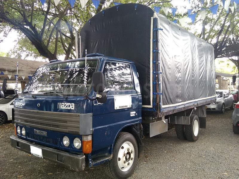 foto Mazda T45 Camion Usado