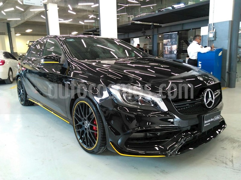 foto Mercedes Benz Clase A A 45 AMG Yellow Night Edition Aut Seminuevo