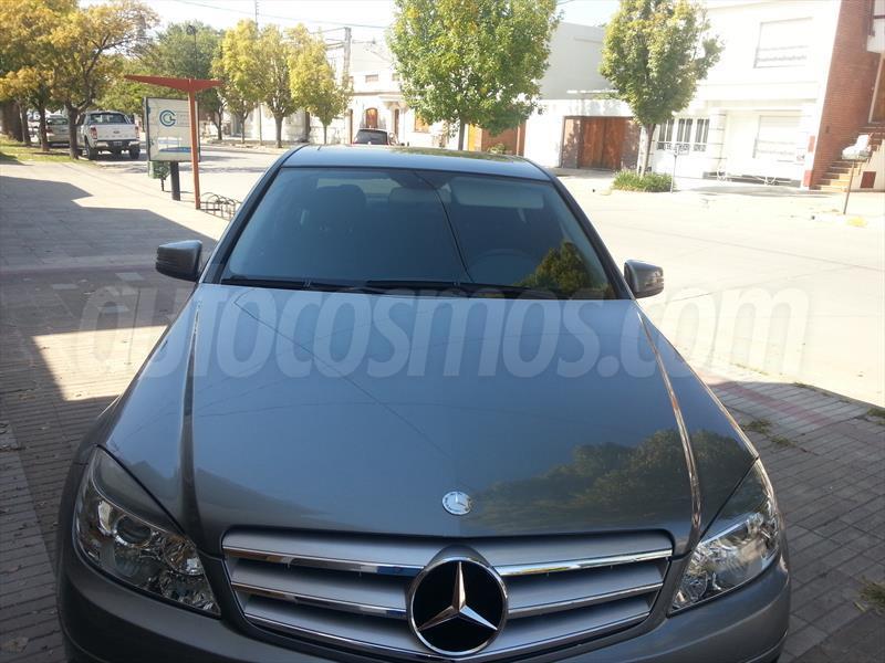 foto Mercedes Benz Clase C C200 CGI Blue Efficiency 1.8L