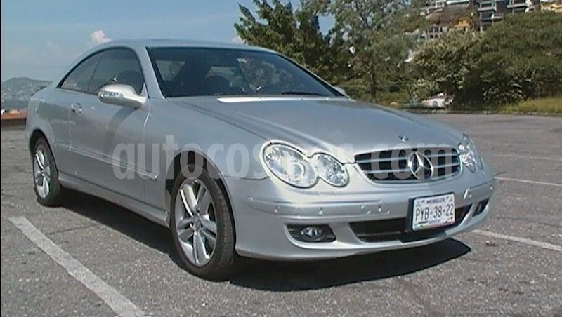 foto Mercedes Benz Clase CLK 350 Coupe usado