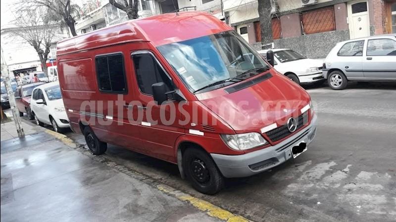 foto Mercedes Benz Sprinter Combi 313 3550 TE CDi 10 Pas usado